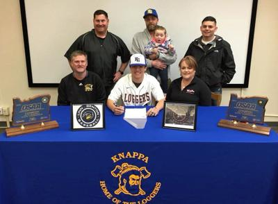 Baseball: Knappa's Reuben Cruz will be a Roadrunner