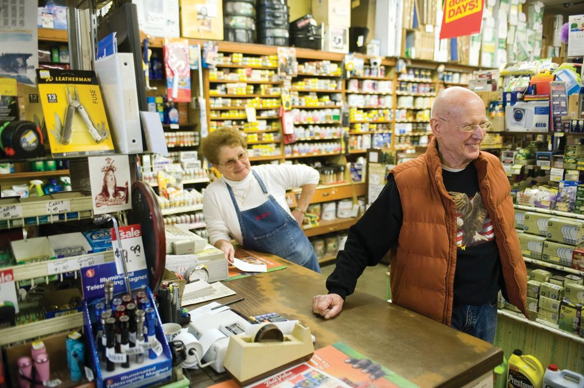Local institution Utzinger's goes up for sale