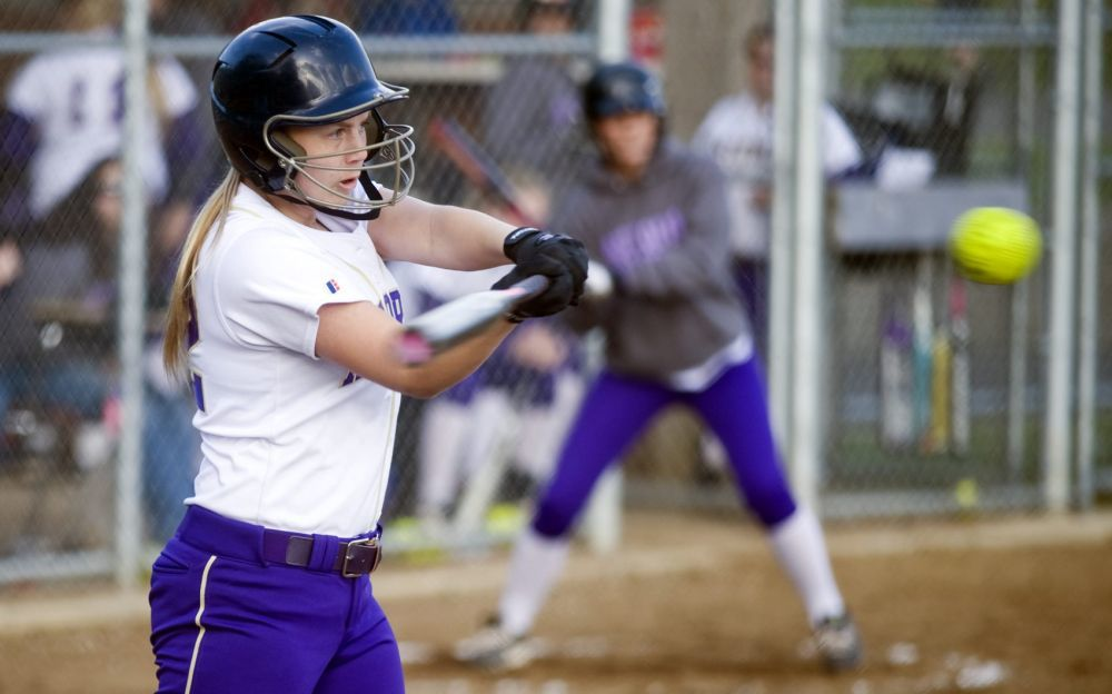 'That's a feather in our cap' AHS softball coach says after playing well against No. 1 team