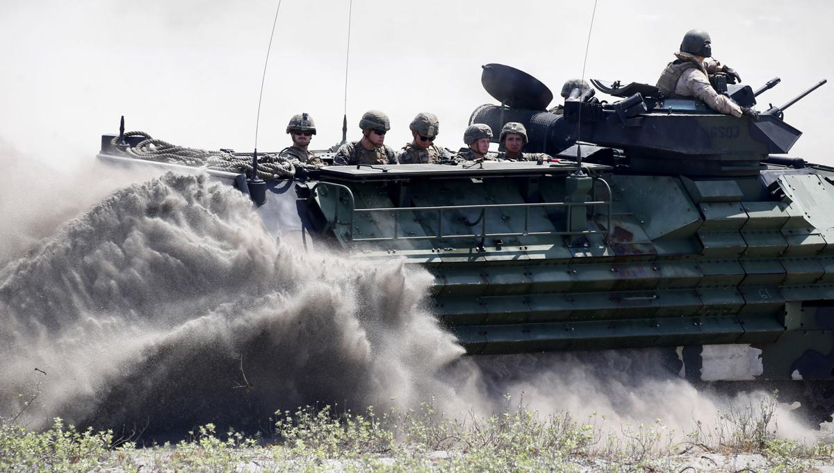 Philippines US Joint Military Exercise