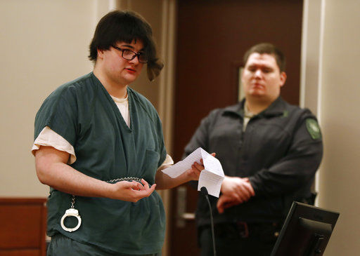Teen who killed parents sentenced to 40 years