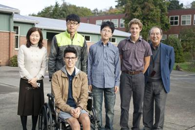 Japanese students tour in the spirit of Ranald MacDonald