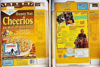 Honey nut Goonies