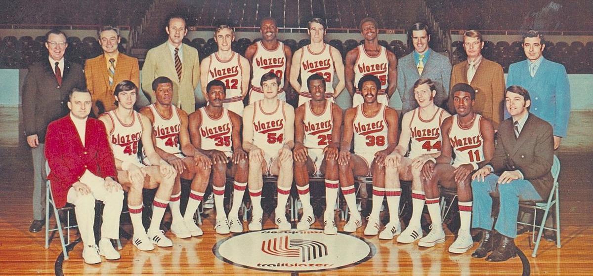 The 1970-71 Blazers