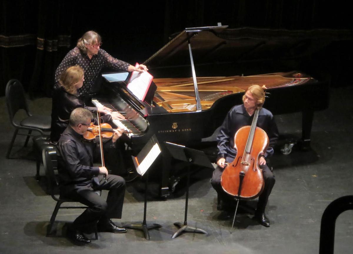 Hermitage Trio performance