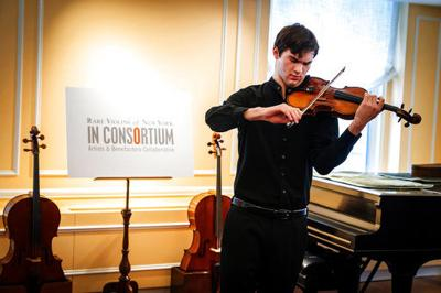 Stolen Stradivarius found after decades comes to life again