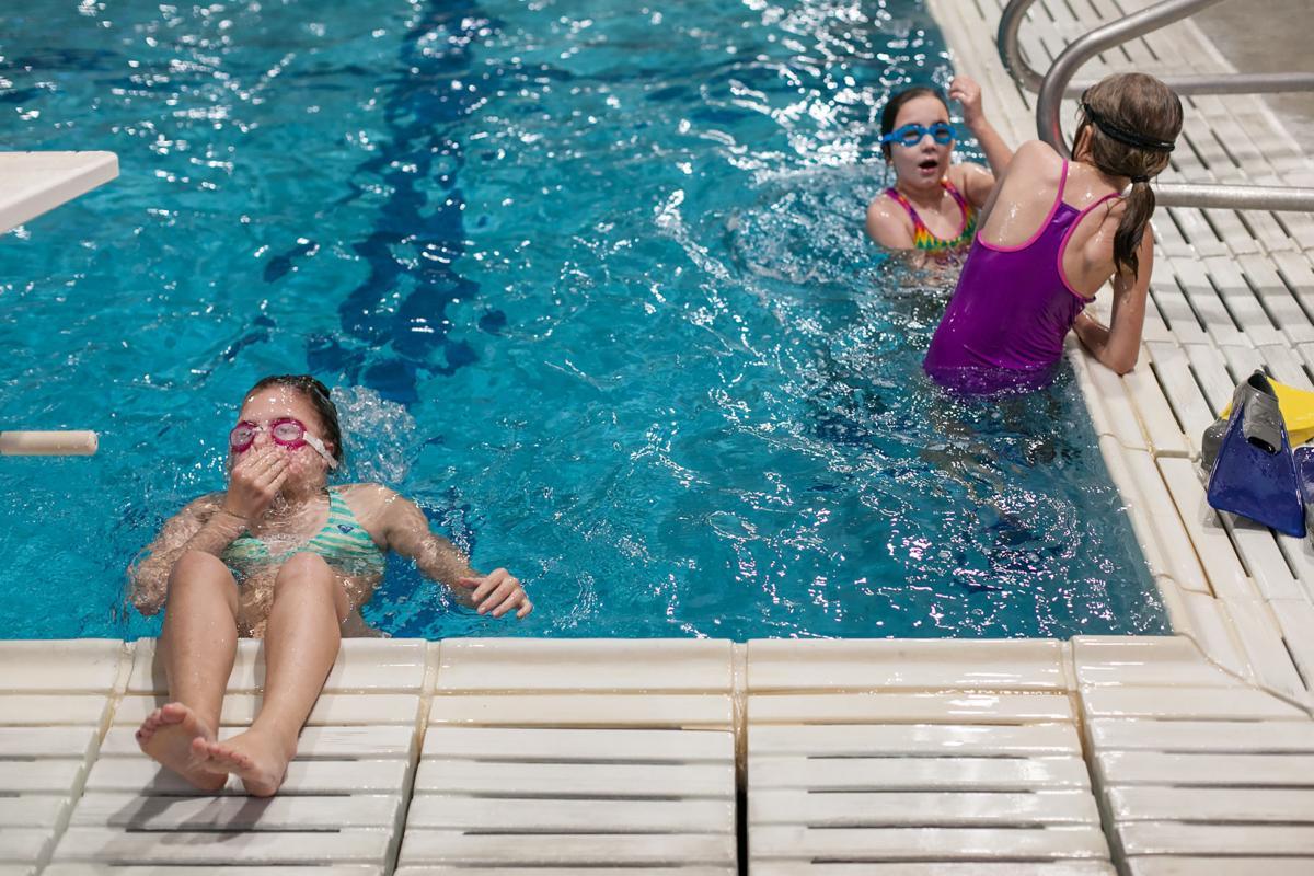 free swim local news
