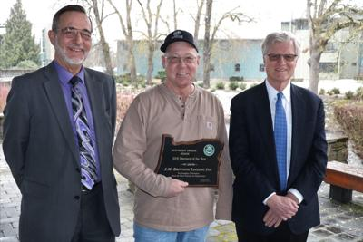 Jay Browning 'Operator of the Year' for Northwest Oregon