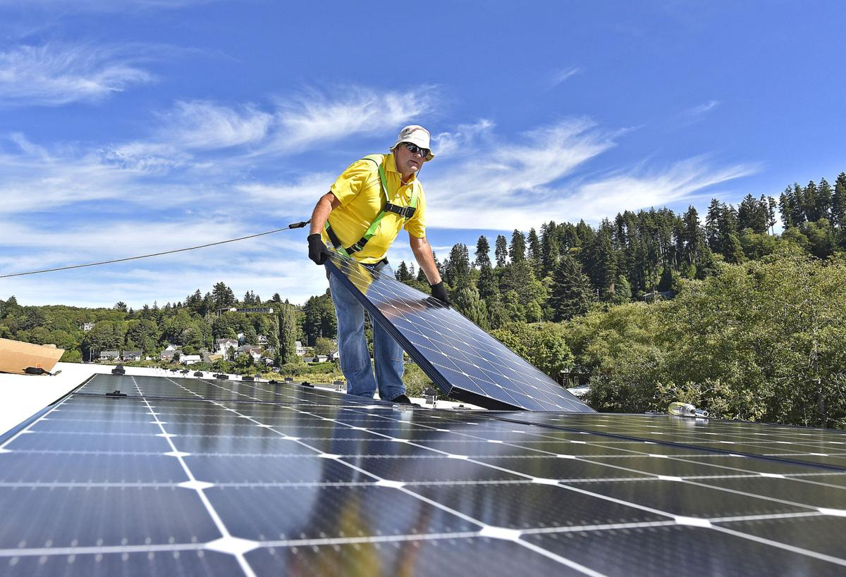 Glimmer of light for solar