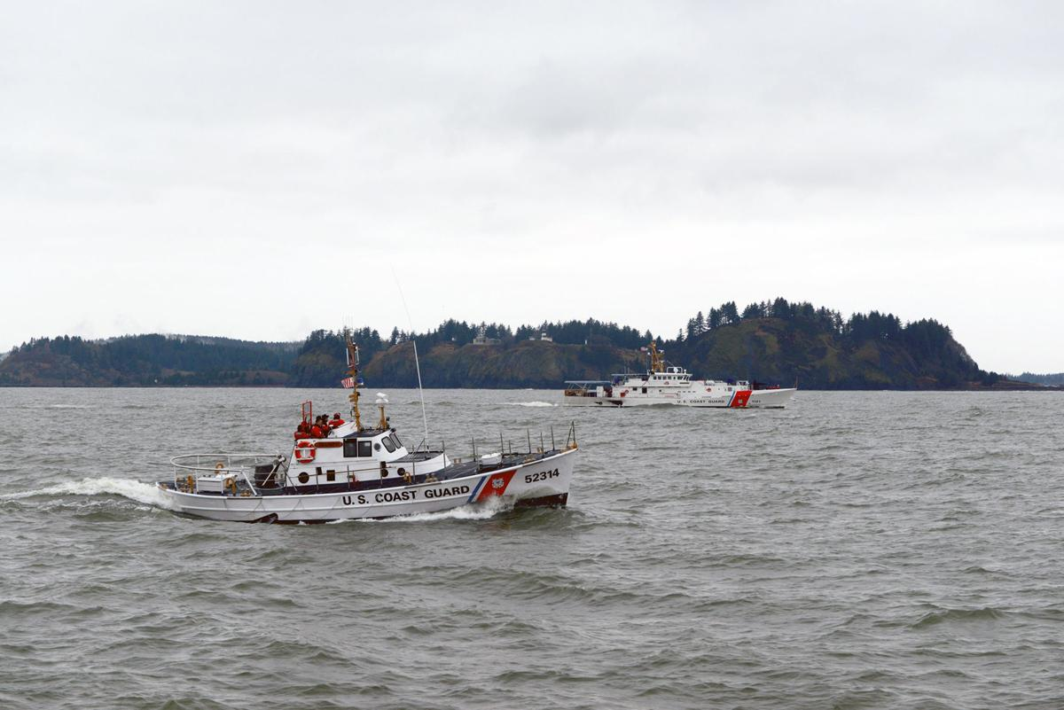 New cutter makes a stop in Astoria