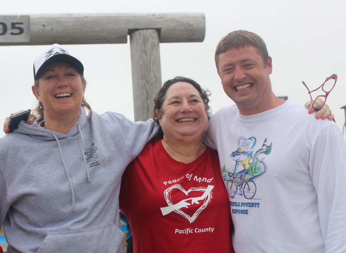 Pacific County Peace of Mind leaders