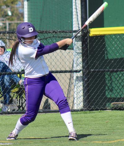 Astoria softball player Lexi Lyngstad