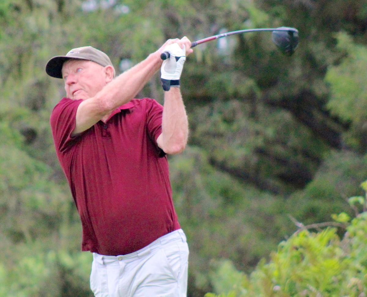 Jack Cartwright, golfer