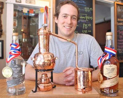 Cannon Beach Distillery takes home the gold medal (and more)