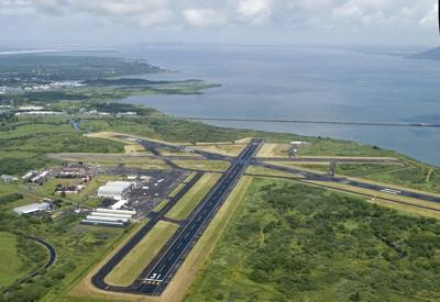 Port faces challenge in advancing airport