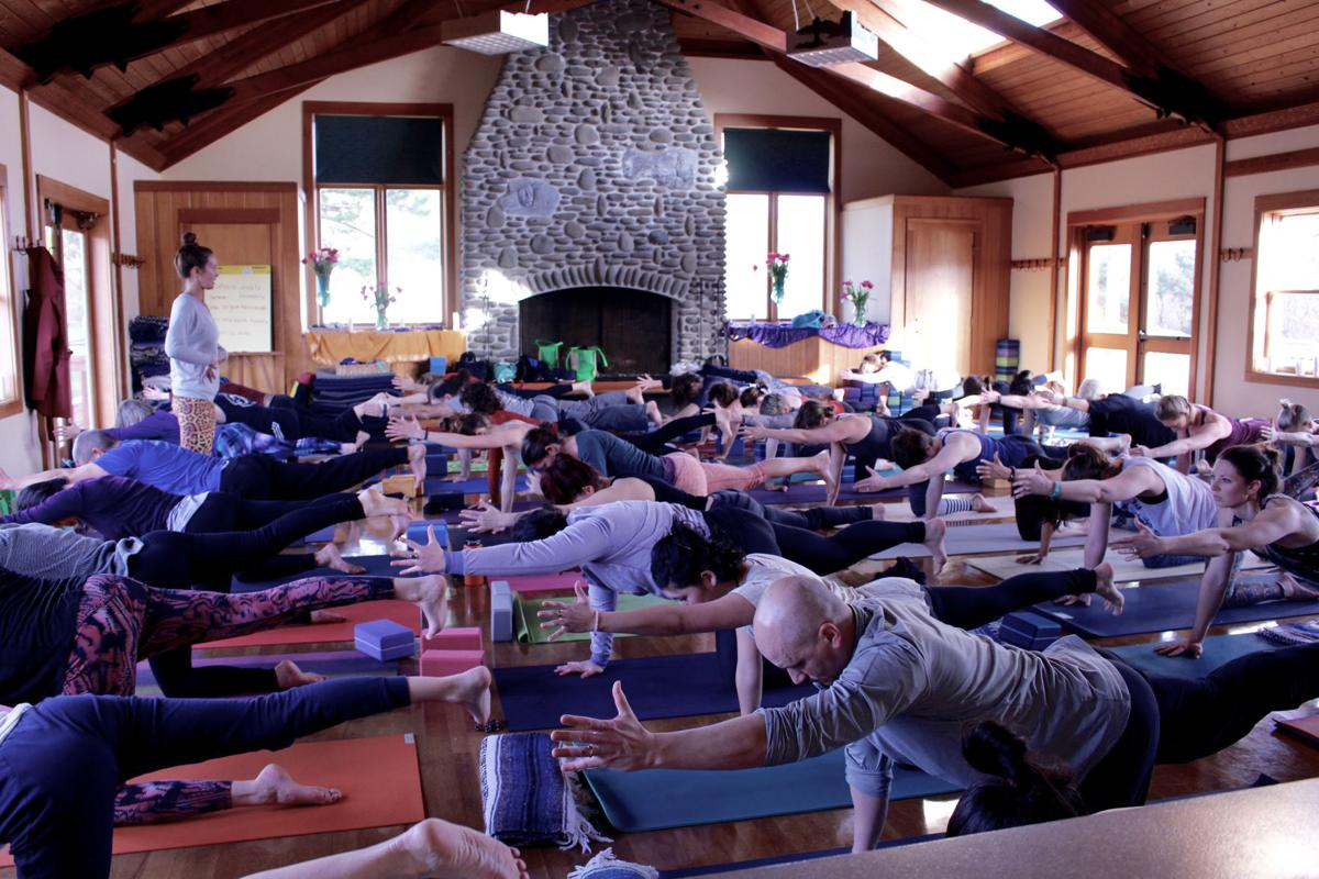 Yoga festival connects mind and body