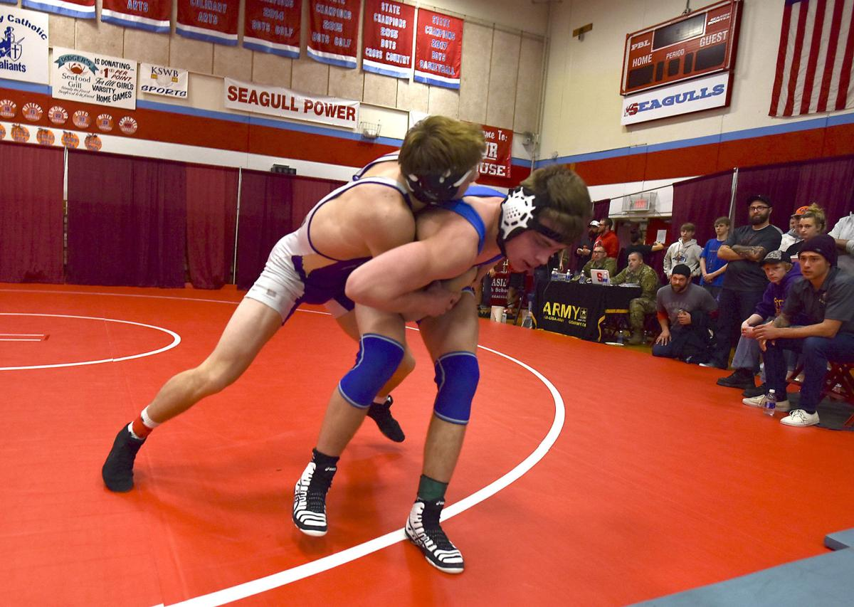 Wrestling: Seaside hosts another successful 'Pac Rim'