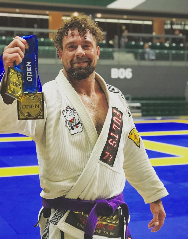Jacoby Marshall, jiu-jitsu athlete