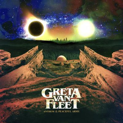 Channeling Zep, Greta Van Fleet keeps '70s-style rock alive
