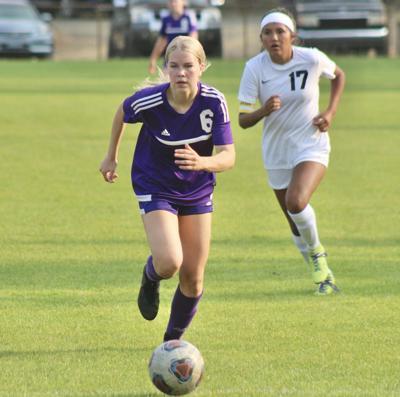 Maddie Sisley, Astoria soccer