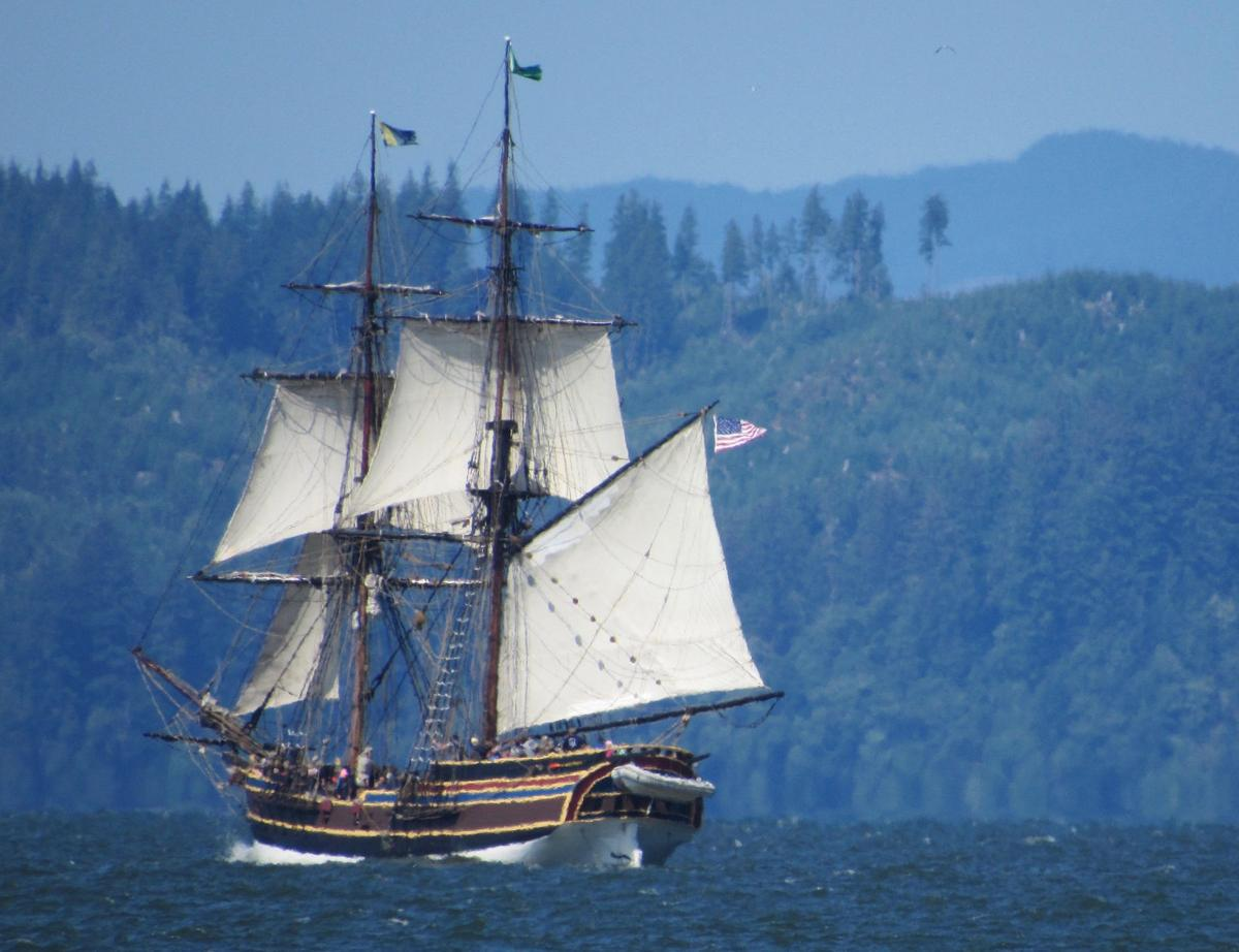 Avast there, mateys! Tall ships welcome here