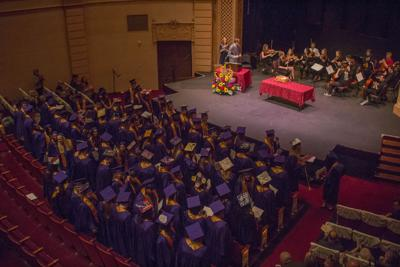 Astoria High School graduates