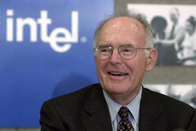 Moore's law turns 50