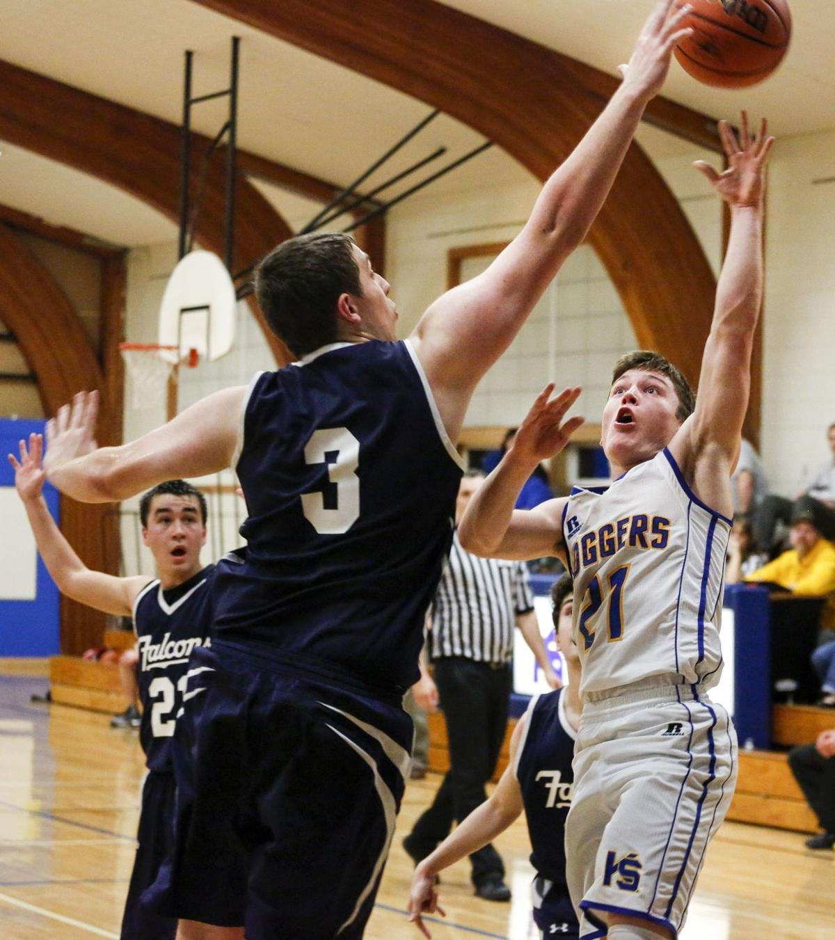 Loggers are red hot and rollin' in NWL basketball