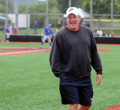 Brett Wolfe, baseball coach