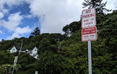 Goonies parking