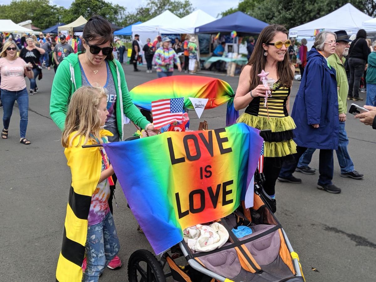 Astoria Pride block party