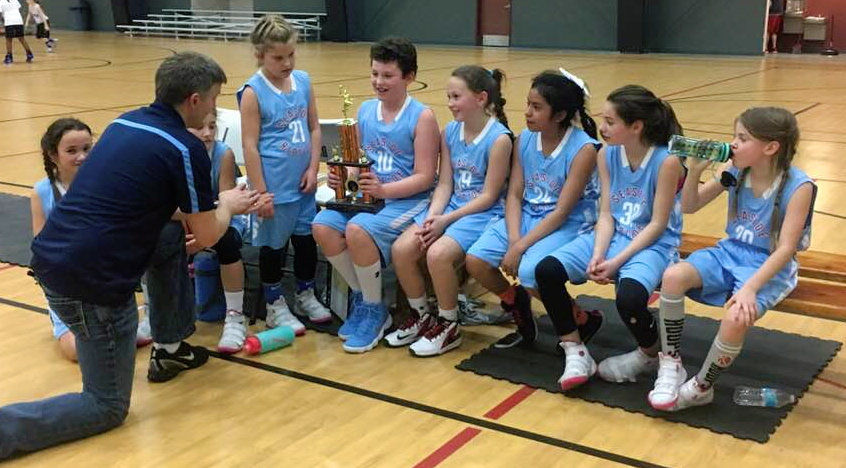 Basketball: Seaside 'Riptide' wins tournament