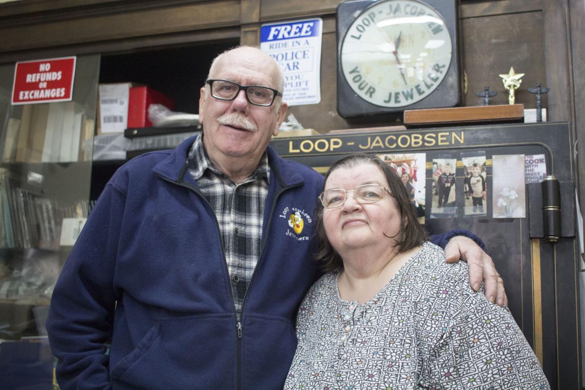 Frank and Judy Van Winkle