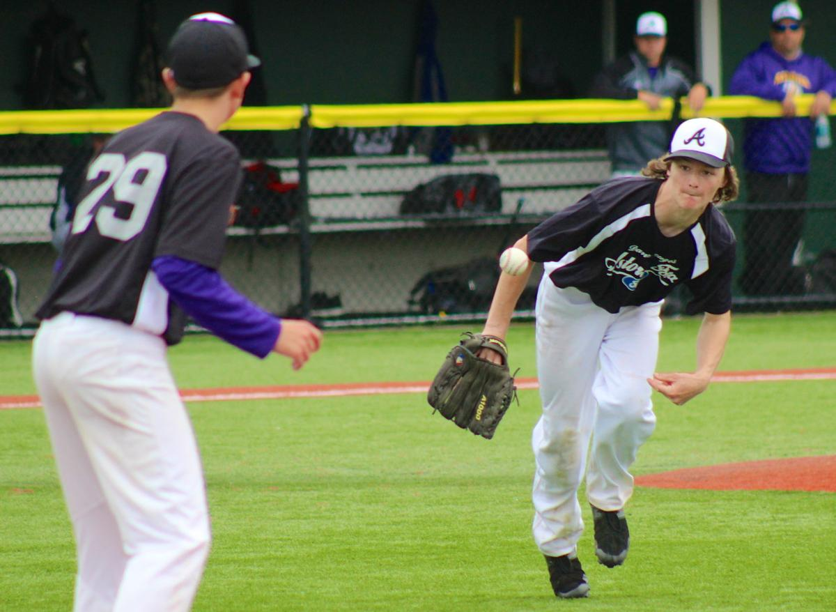 Will Eddy, Astoria baseball
