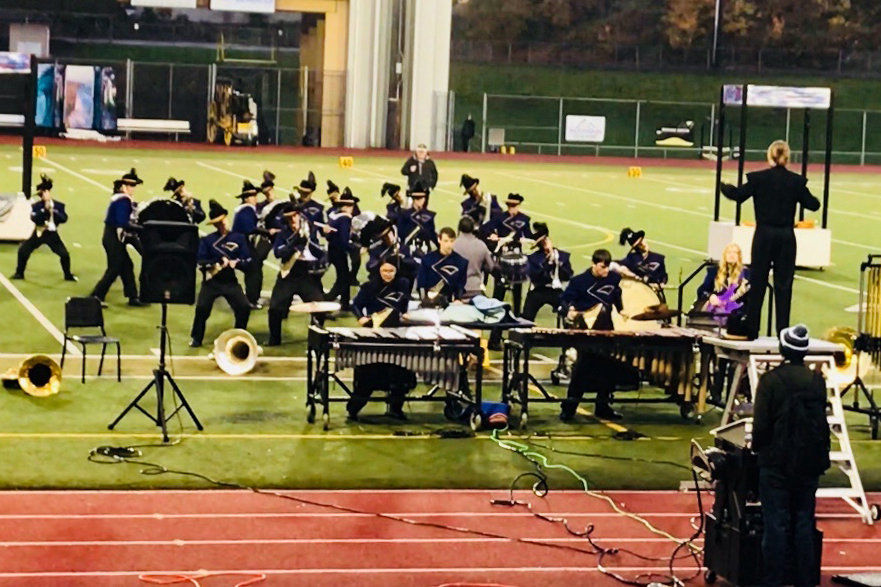 Astoria marching band punches up in regionals