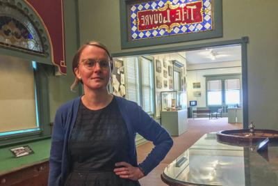 New curator contextualizes county history