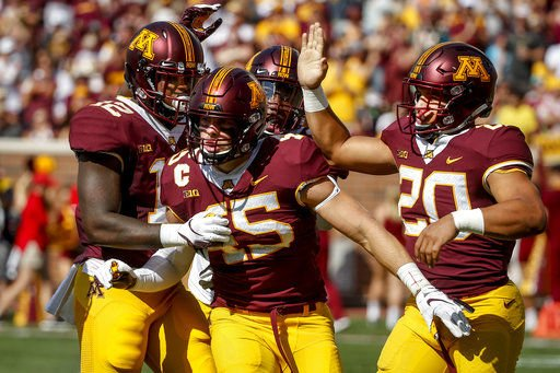 Gashed by long gains, Minnesota D seeks rebound vs. Purdue