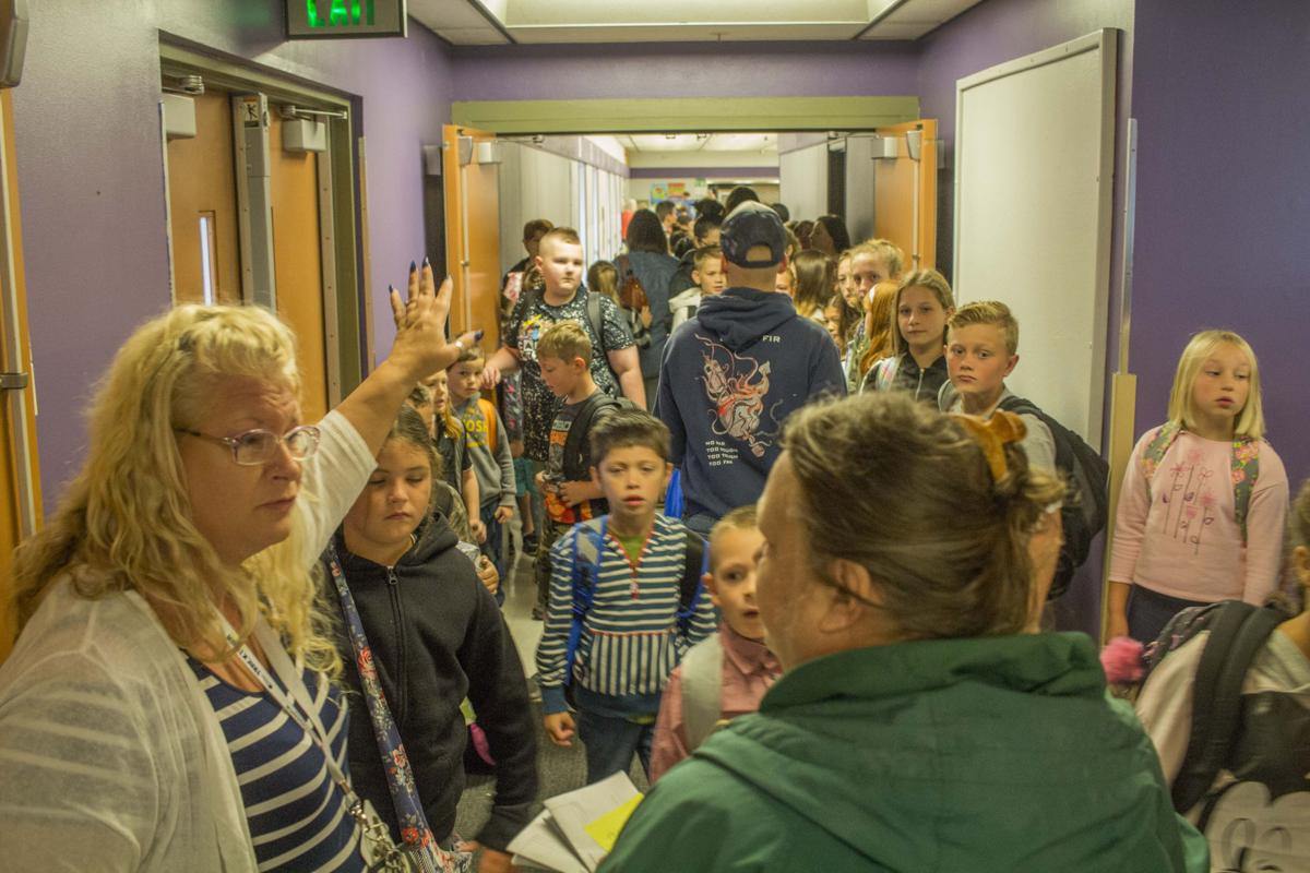 Back to school Warrenton Grade School overflows, a sign of the city's growth