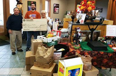 Harvest Haul brings in donations