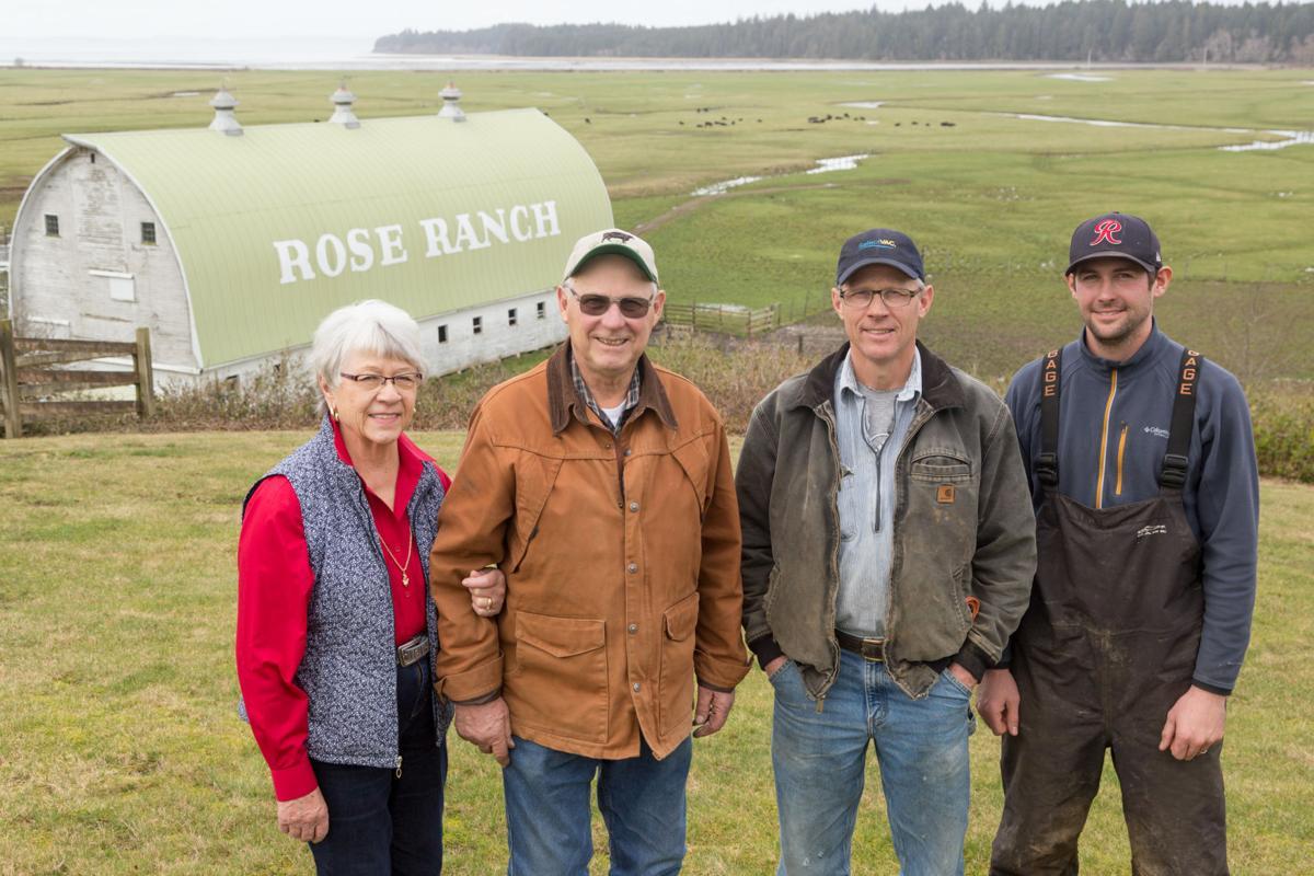 Rain sustains, threatens Rose Ranch