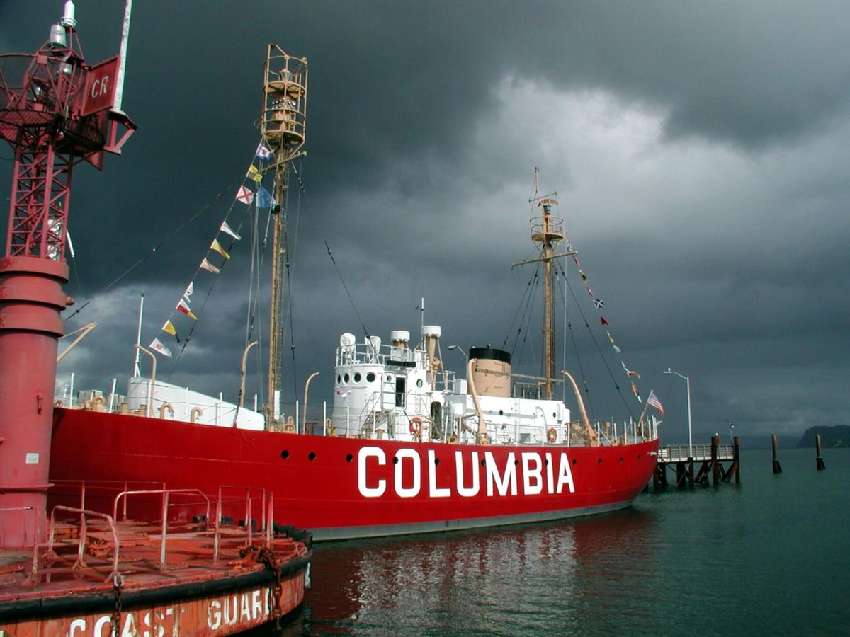 Lightship Columbia
