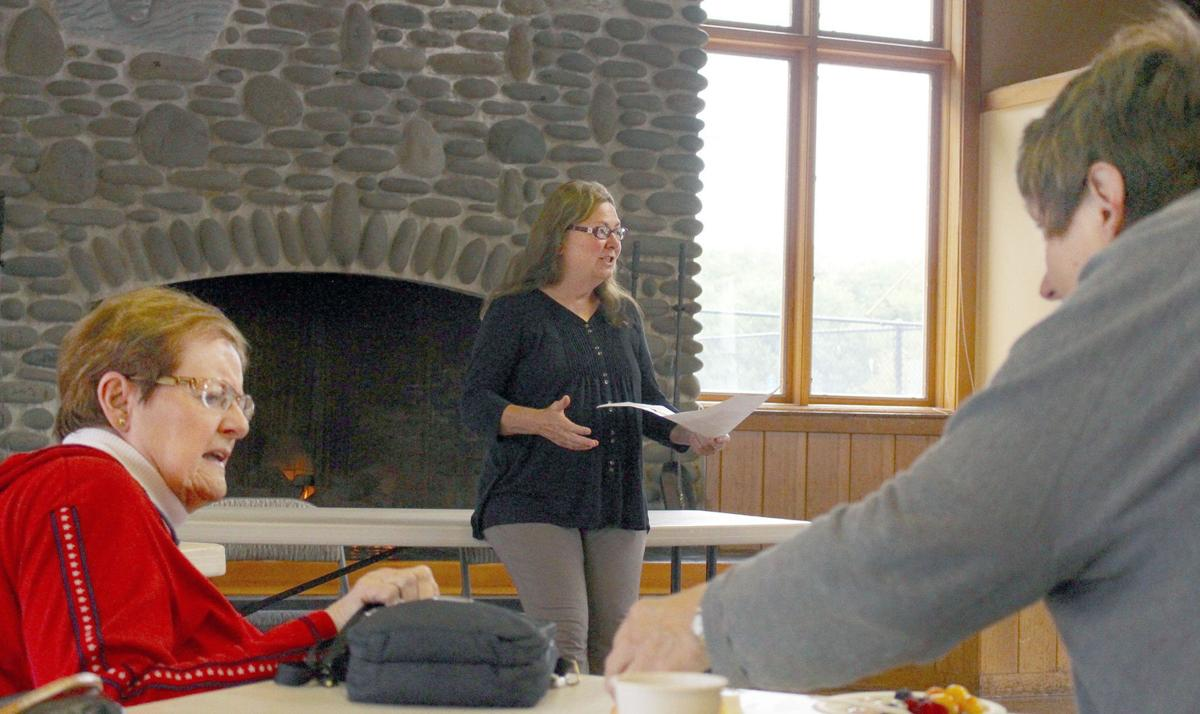 Boone, Bonamici discuss energy, environment in Cannon Beach