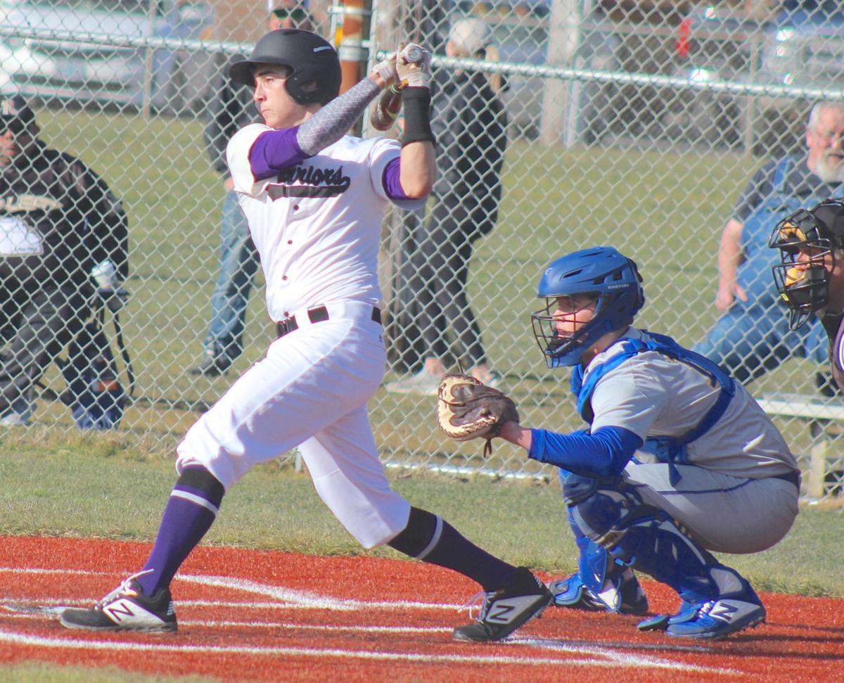 Jake Morrow, Warrenton baseball