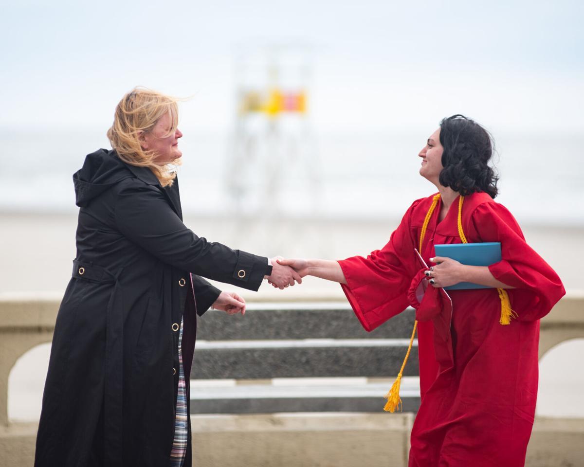 Gulls graduation