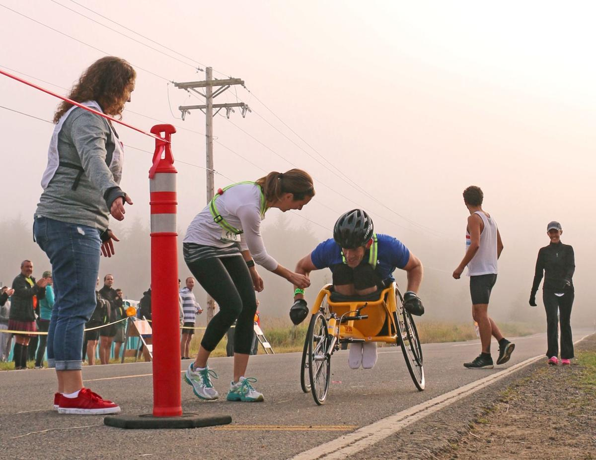 Hood to Coast 'There is a real oneness to the running'