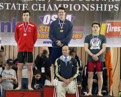 Swimming: Seaside's Josh Shipley earns state medal