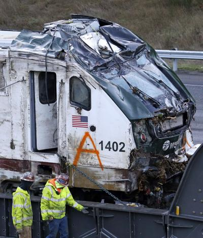 Amtrak gives new assurances on safety braking