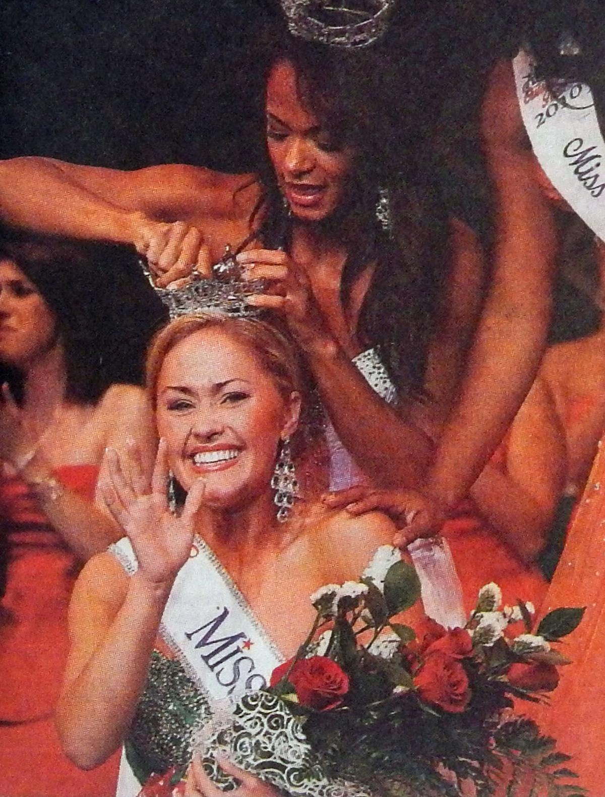 Miss Oregon