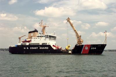 Coast Guard cutter Elm