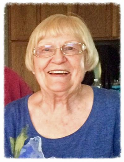 Patricia (Patty) Louise Hullender